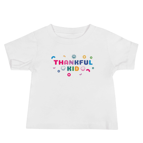 Grateful Kid Baby Jersey Short Sleeve Tee
