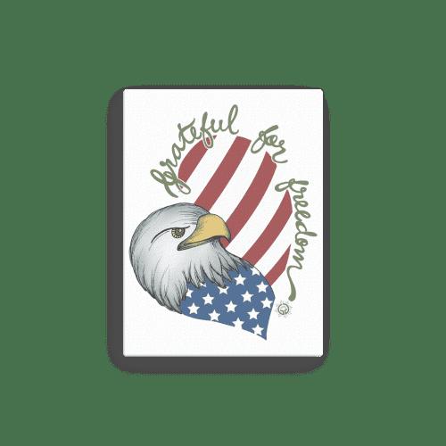 Stylized Freedom Canvas