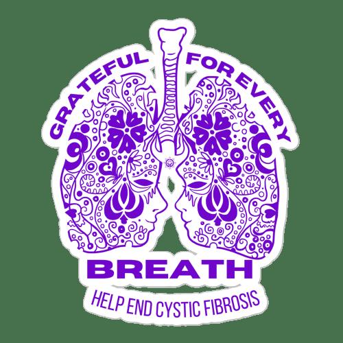 Breath Bubble-Free Stickers