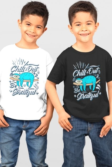 chill out sloth shirt