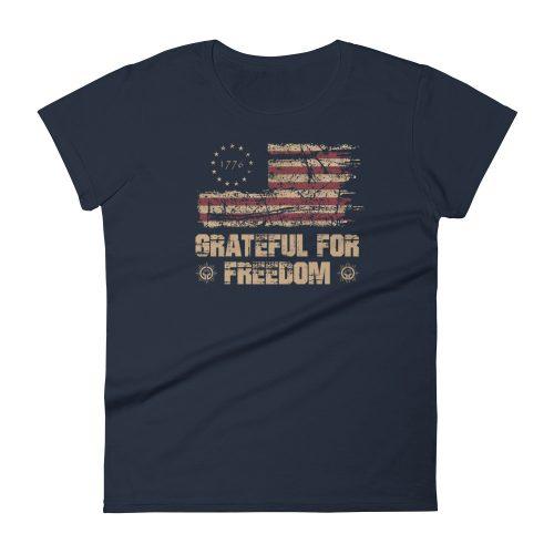 Ladies Patriotic Shirt